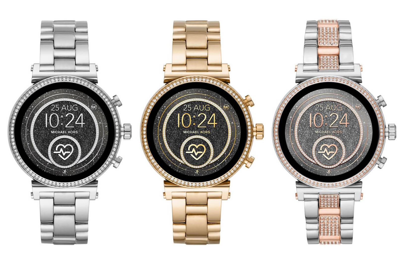 Michael Kors Launches New Access Sofie 2.0 With Heart Rate Monitor And Much More