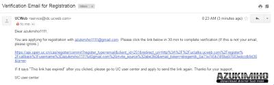 Cara Mendaftar dan Mendapatkan Uang Di UC News
