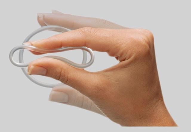 Cómo amoldar el anillo a la vagina