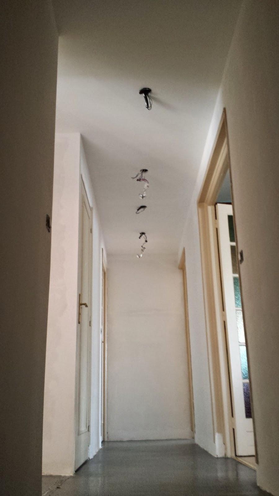 couloir faux plafond partie 7 massy travaux bricolage. Black Bedroom Furniture Sets. Home Design Ideas