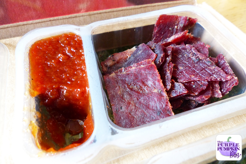 My 16th Graze Box! [Review] - applewood smoked beef jerky