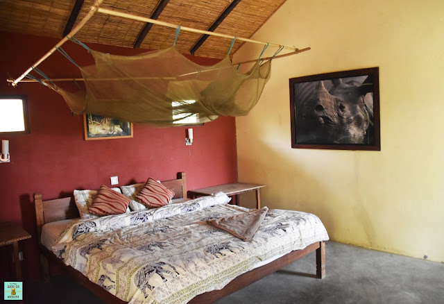 Alojamiento en Parque Nacional de Bardia, Nepal