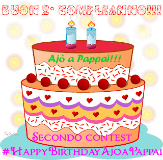 Secondo contest #HappyBirthdayAjoaPappai