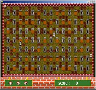 Level 1 Game Bomberboy