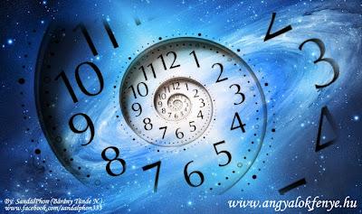 Isten üzenete: Csak a MOST létezik, az örökkévaló pillanat
