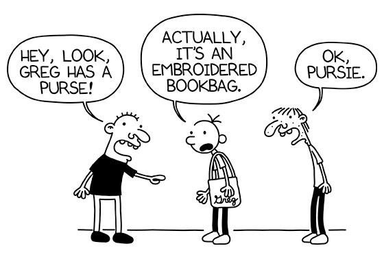 Comic Book Cinema: Origins Of A Wimpy Kid
