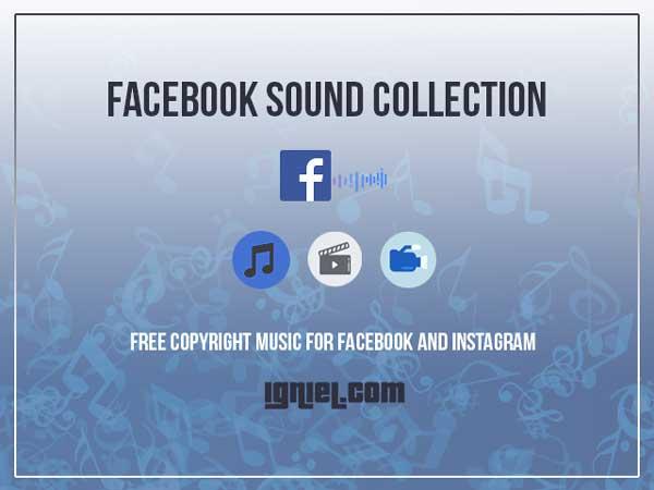Musik Tanpa Hak Cipta Facebook dan Instagram