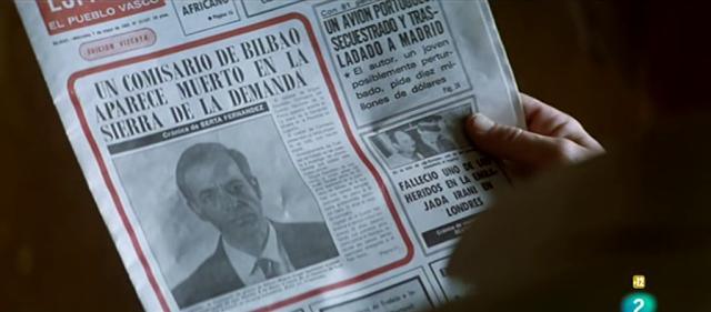 La voz de su amo (2001), escena en Valvanera — Sierra de la Demanda