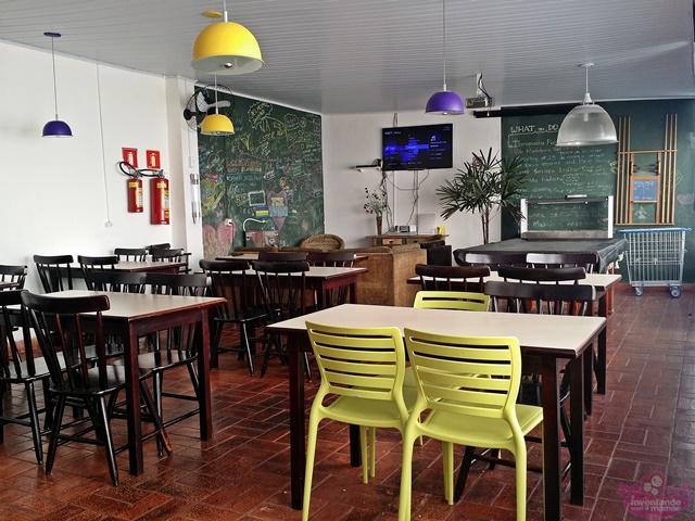 Dica de hostel na Vila Mariana