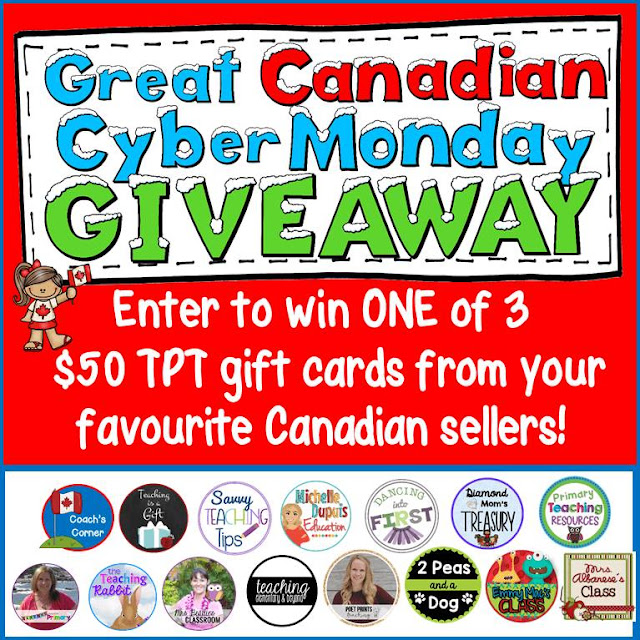 Teachers Pay Teachers Sale and $50 Gift Card Giveaway - savvy ...