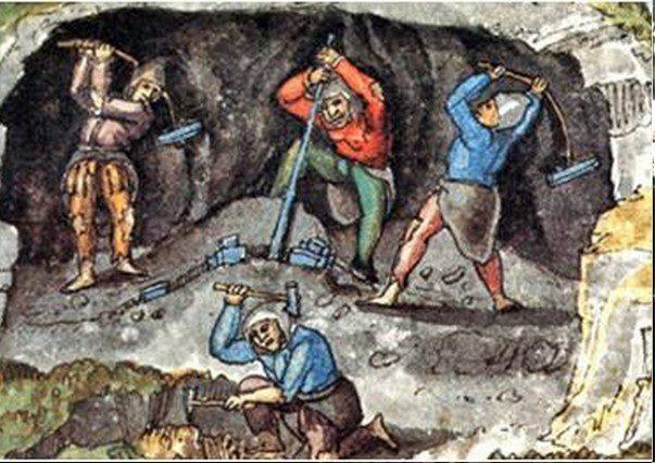 Image result for mionatori medievali