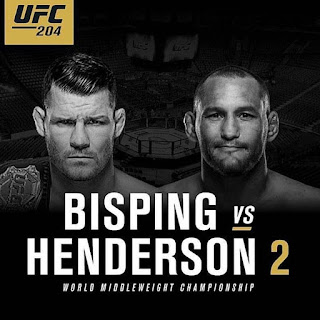 predictions for UFC 204 pay-per-view Bisping vs Henderson 2