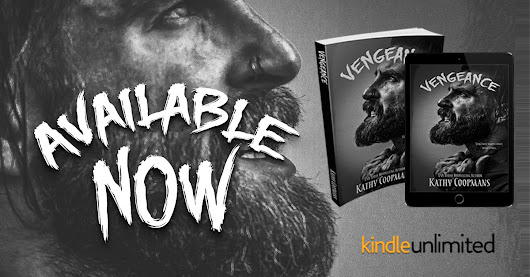 Excerpt Reveal: Vengeance by Kathy Coopmans