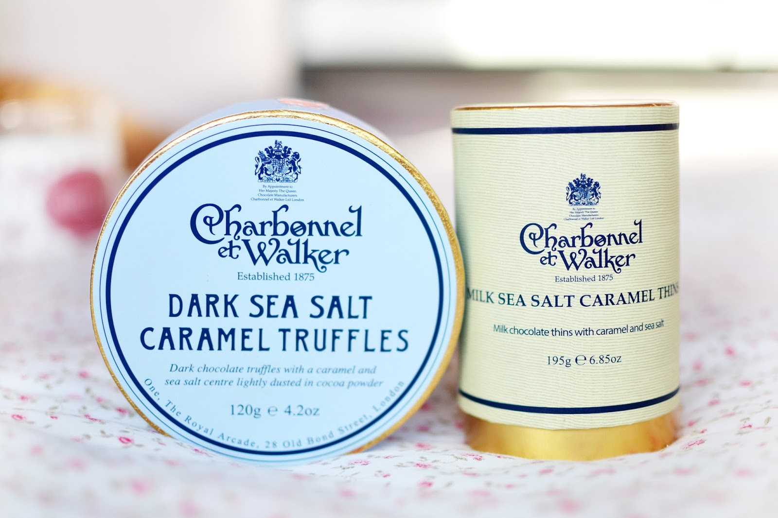 charbonnel and walker chocolates