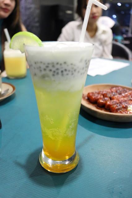 Sunrise ala Clover Cafe Pontianak