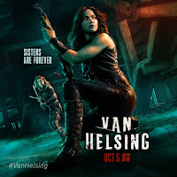Tercera temporada de Van Helsing