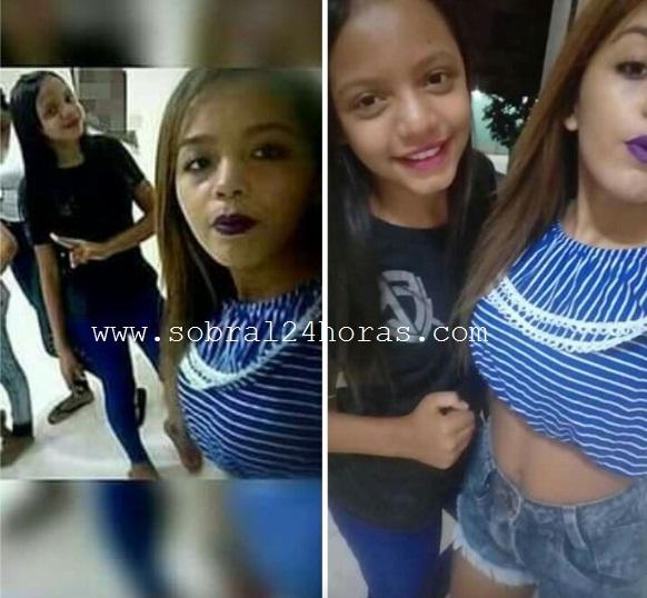 992882dac62 CRUELDADE HUMANA  Duas adolescentes são encontradas mortas em um matagal em  Varjota