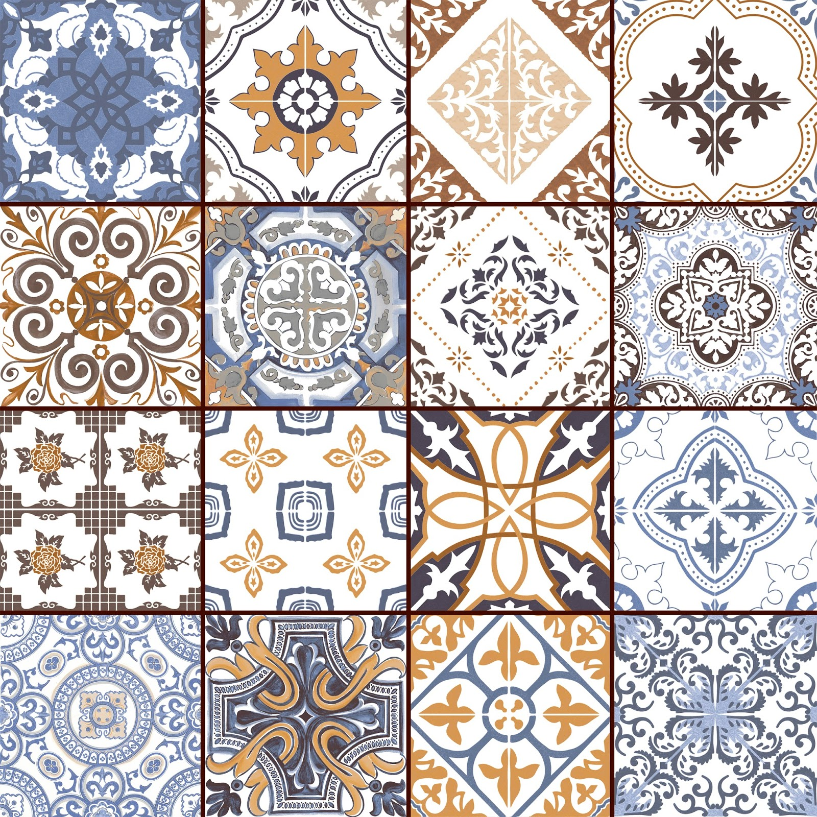 ARQUITETANDO Detalhes Revisitando o ladrilho e azulejo