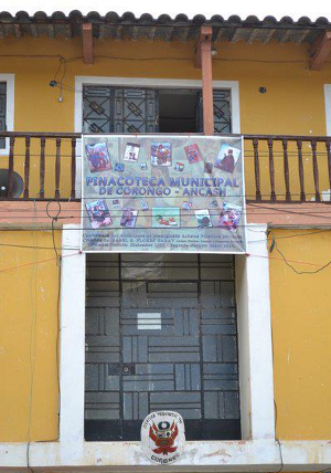 Pinacoteca Municipal de Corongo