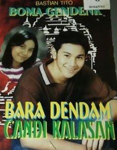 Image result for Bara Dendam Candi Kalasan sonny