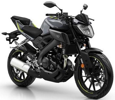 Harga Yamaha MT125