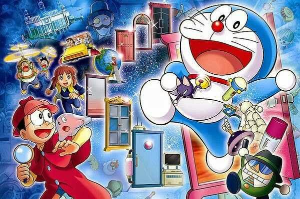 Doraemon Movie 33: Nobita no Himitsu Dougu Museum BD Sub Indo