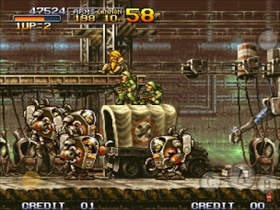 Metal Slug 1 Download Free For Windows