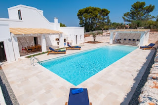 self-catering villa in Puglia