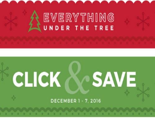 Sears Click & Save $50 Off Promo Code