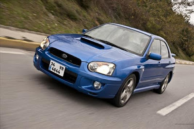 LFS Subarı Impreza STI Ralli Araba Yaması İndir