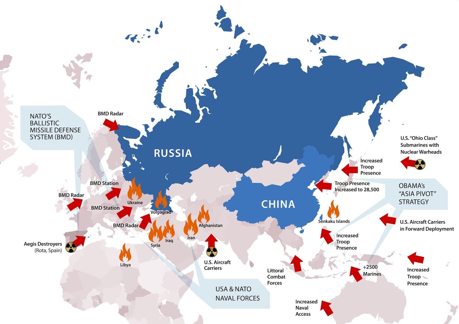 War Tard: The Geopolitics of 2016: Oil, War, Chaos and ...