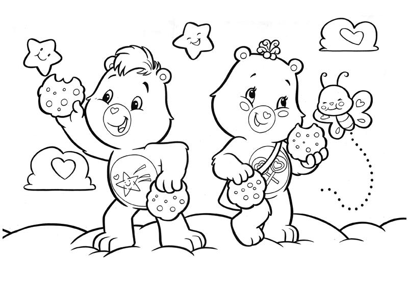 Dibujos Osos Amorosos Para Colorear E Imprimir: Sonhando Com Cores: Junho 2011