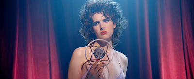 New Year's Day 2017 : Hari Nef - 2016 LOVE Advent Calendar by Phil Poynter.