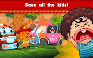Marbel Fireman Kids Hero MOD APK v1.7.4 Full Unlock Terbaru 2017