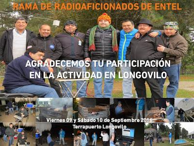 ca3bkn rama entel radioaficionados