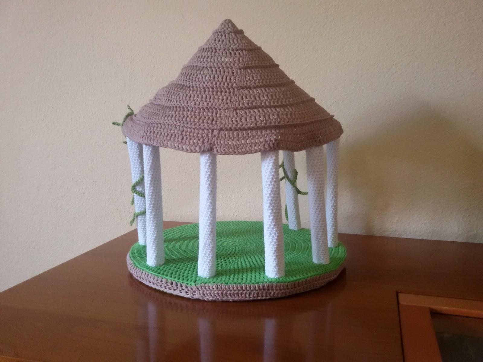Favoloso Il taccuino delle voci: La capanna della Natività fatta a mano con  JD08