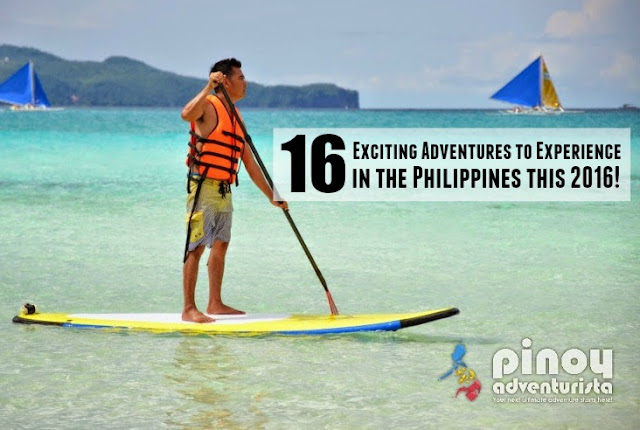 Exciting Adventures to Experience in the Philippines this 2016