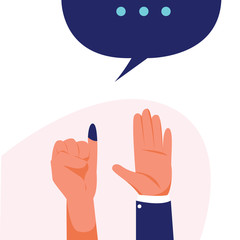 Belajar Dewasa Menyikapi Hukum Nyoblos dalam Pemilu