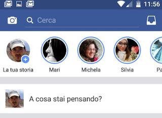 messaggi a scadenza Facebook