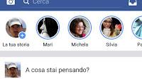 Come creare Storie di Facebook, messaggi a scadenza ed effetti Camera dell'app