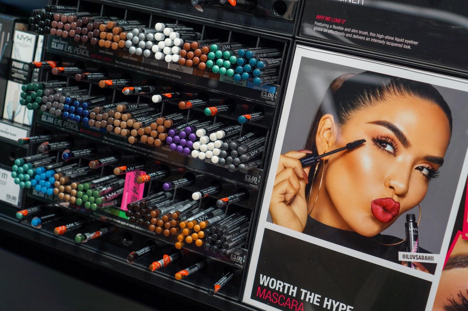 NYX_Store_Eyeliner_Section