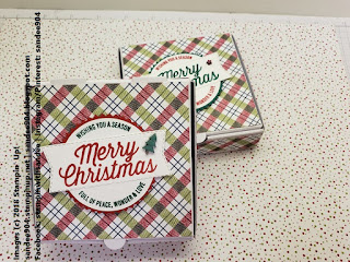 Pretty Holiday Packaging Ideas Featuring Festive Farmhouse Suite