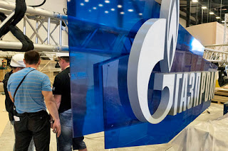 Gazprom announced the break of contracts with Naftogaz