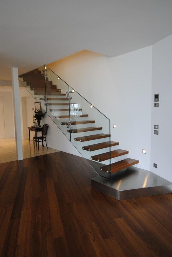Fancy Home Decor: MODERN STAIRCASES DESIGNS & DECOR - AINA ...