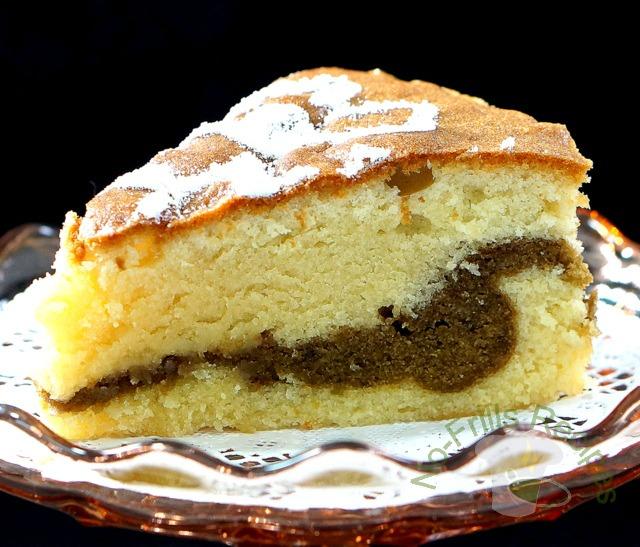 Marble Cake Caster Sugar Egg Whites