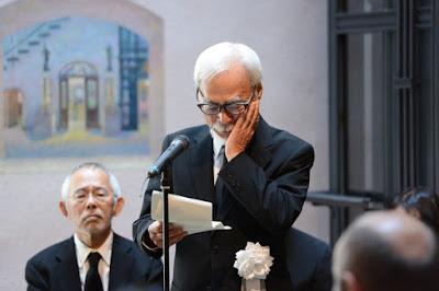 Isao Takahata Memorial Service at Ghibli Museum