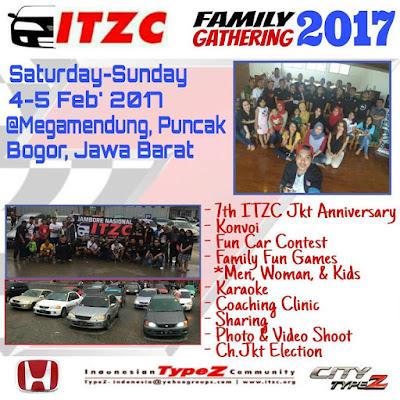 ITZC Family Gathering 2017