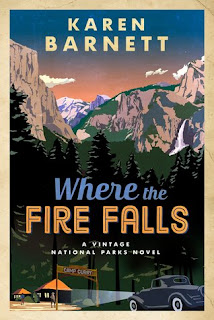 Book Review - Katrina Roets - Where the Fire Falls