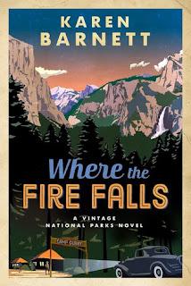 Book Review - Katrina Roets - Where the Fire Falls
