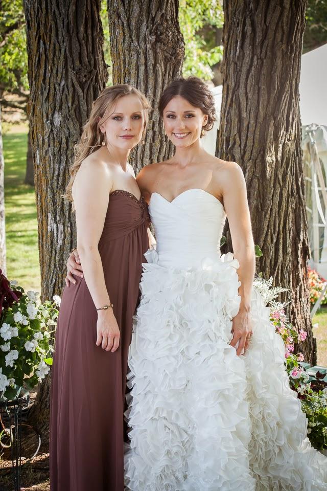Erin Coleman Sunday Rose Replica Real Bride Tina